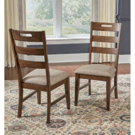 AAmerica Blue Mountain Ladderback Chair