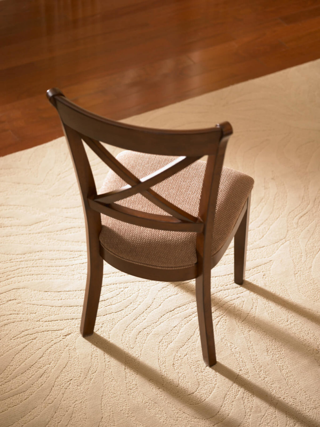 AAmerica Desoto X Back Chair