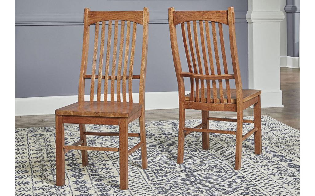 AAmerica Laurelhurst Slatback Chair