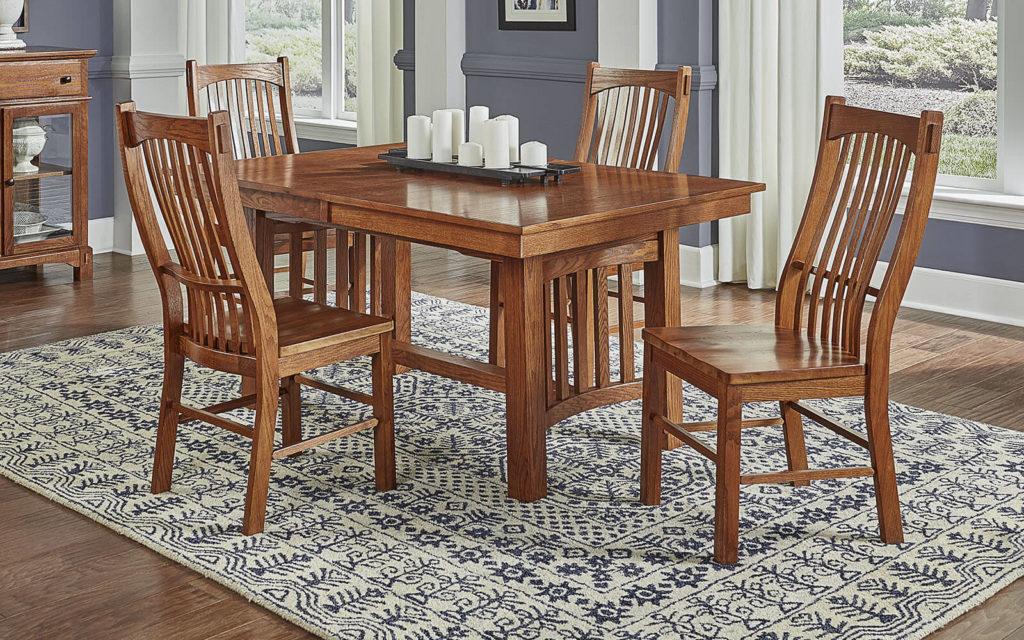 AAmerica Laurelhurst Slatback Chair 2