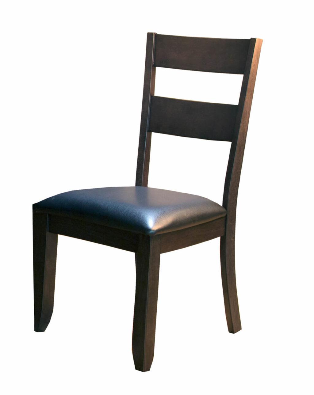 AAmerica Mariposa Warm Grey Ladderback Chair
