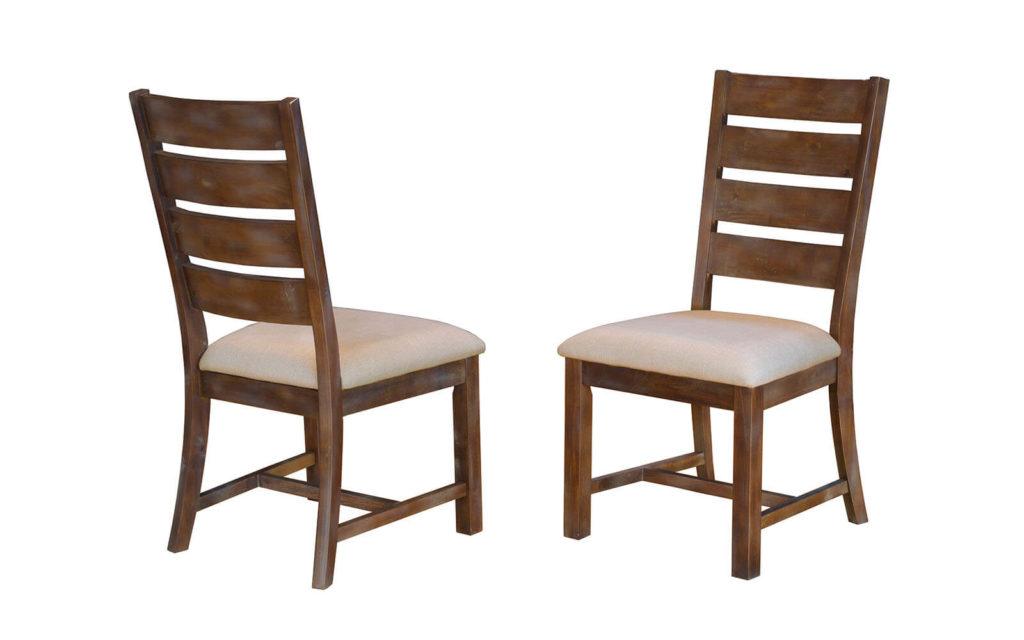 AAmerica Marquez Slatback Chair Rear View