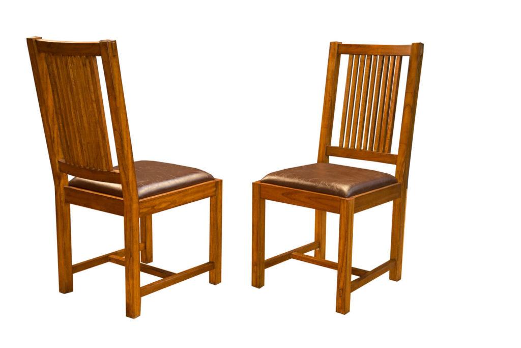AAmerica Mission Hill Slatback Chair