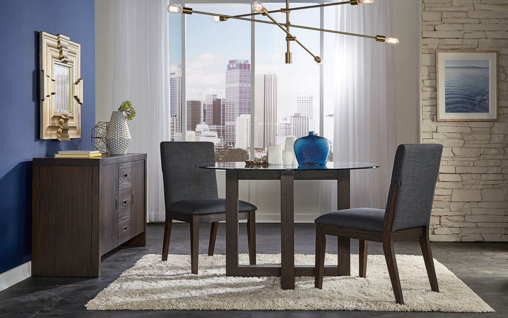 AAmerica Palm Canyon Upholstered Chair