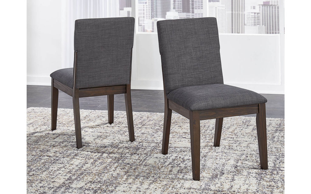 AAmerica Palm Canyon Upholstered Chair Front View