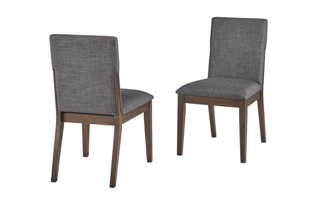 AAmerica Palm Canyon Upholstered Chair Rear View