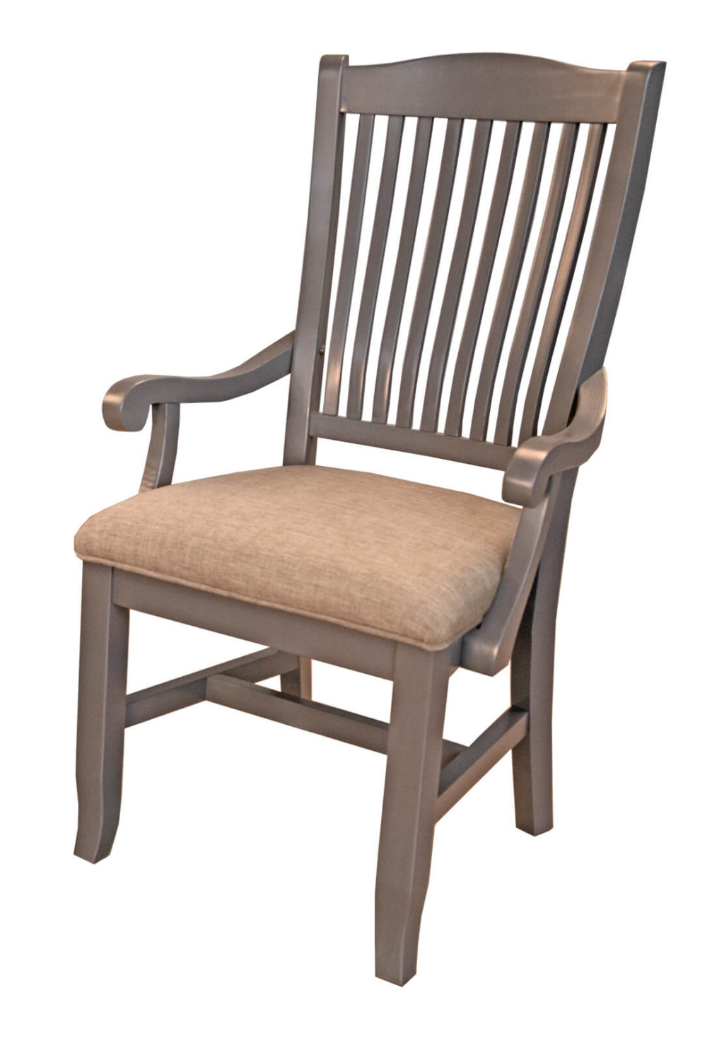 AAmerica Port Townsend Upholstered Chair W: Arms