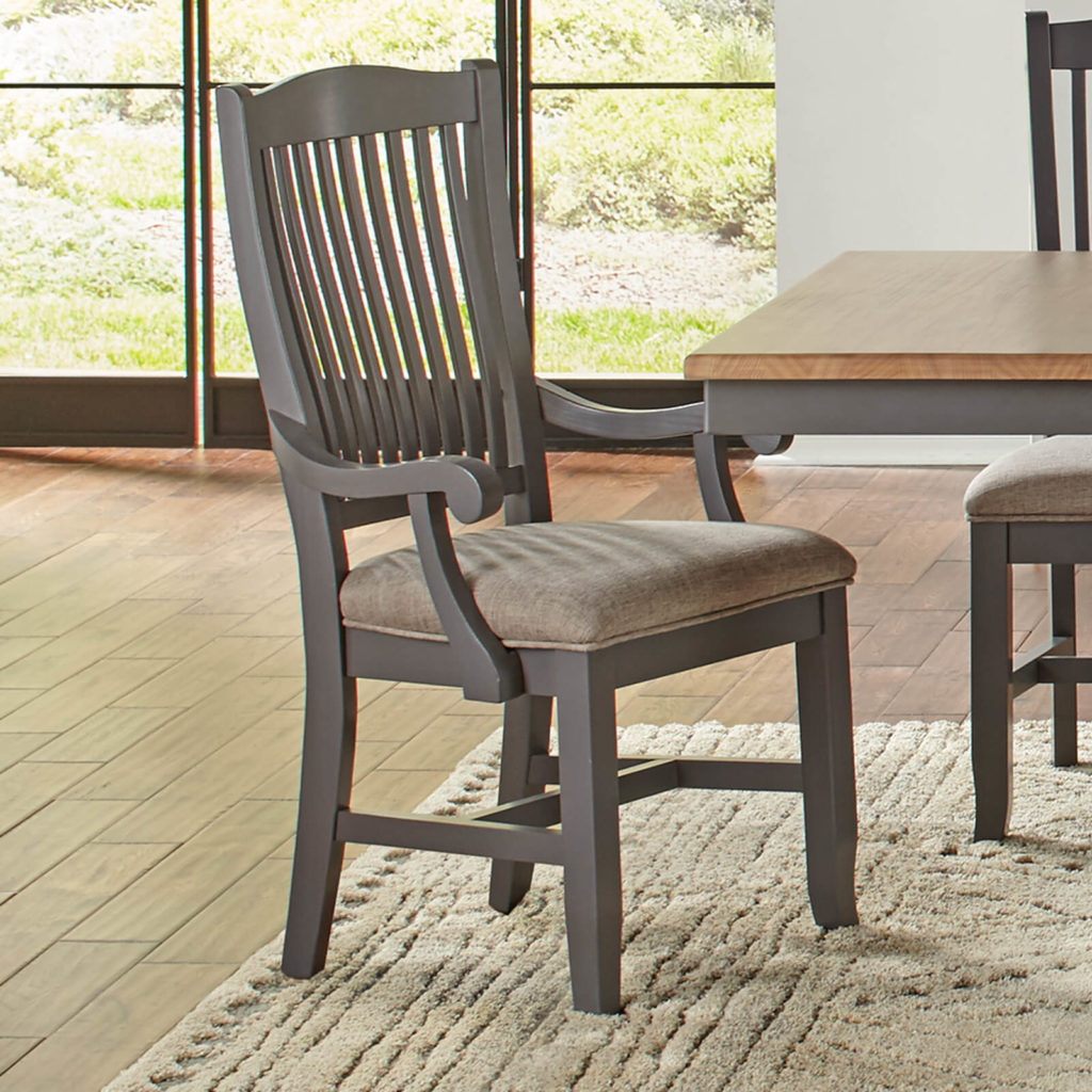 AAmerica Port Townsend Upholstered Chair W: Arms 2