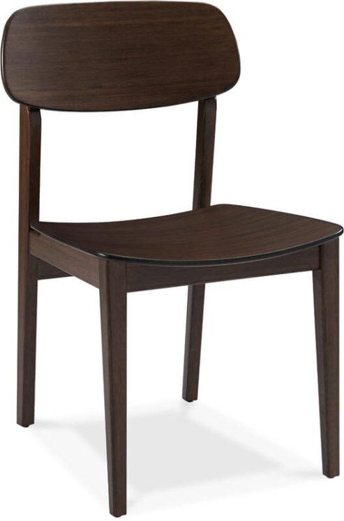 Greenington Currant Dark Walnut Dining Chair