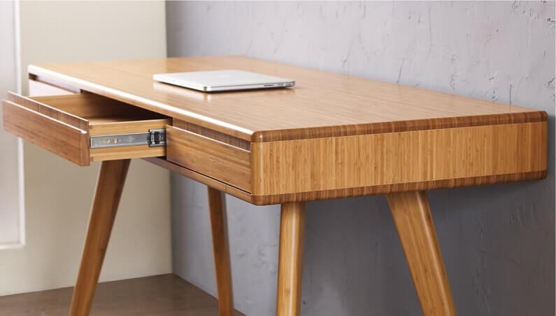 Greenington Currant Writing Desk Carmalized 2