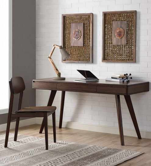 Greenington Currant Writing Desk Walnut 2