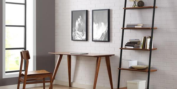 Greenington Studio Line Desk Exotic