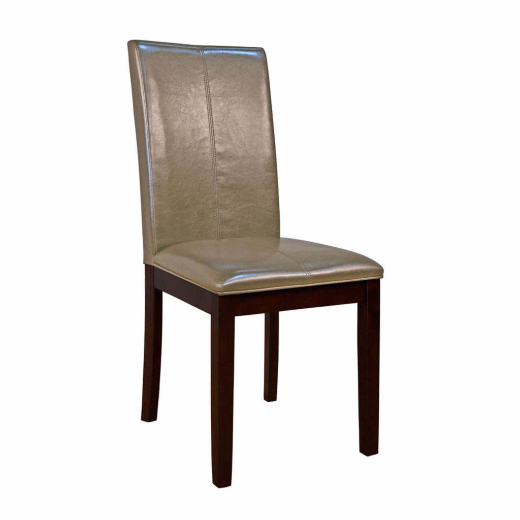 AAmerica Cashmere Parsons Curved Back Chair