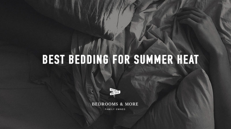 Best Bedding for Summer Heat Blog