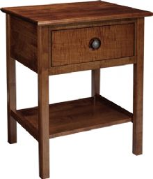 Chesapeaka 1-Drawer Nightstand