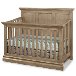 Pine Ridge Crib in Cashew Finish