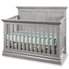 Pine Ridge Crib in Cloud Finish