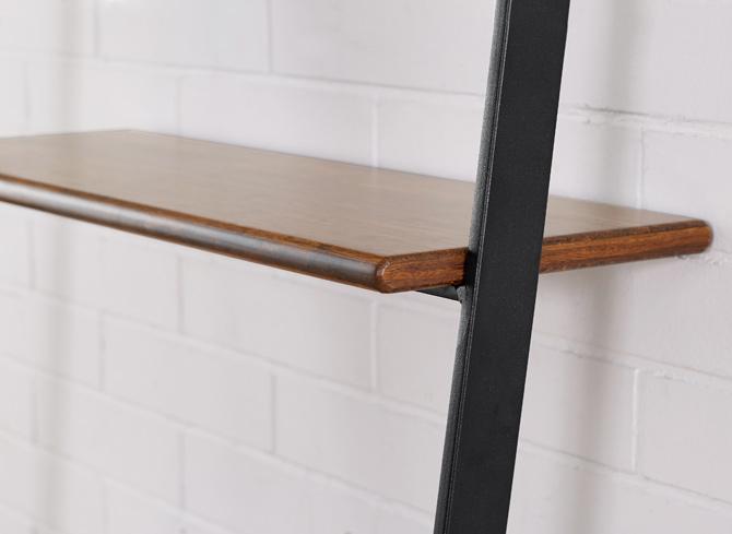 Studio Line Leaning Shelf Detail
