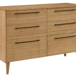Greenington Sienna Dresser in Caramelized Finish
