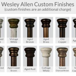 Wesley Allen Custom Finishes