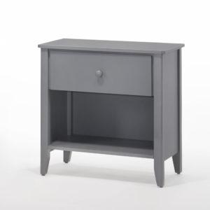 Zest Nightstand in Gray