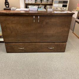 Queen Stanley Cabinet Bed