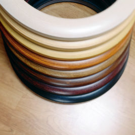 Stressless Beech Stains Stacked