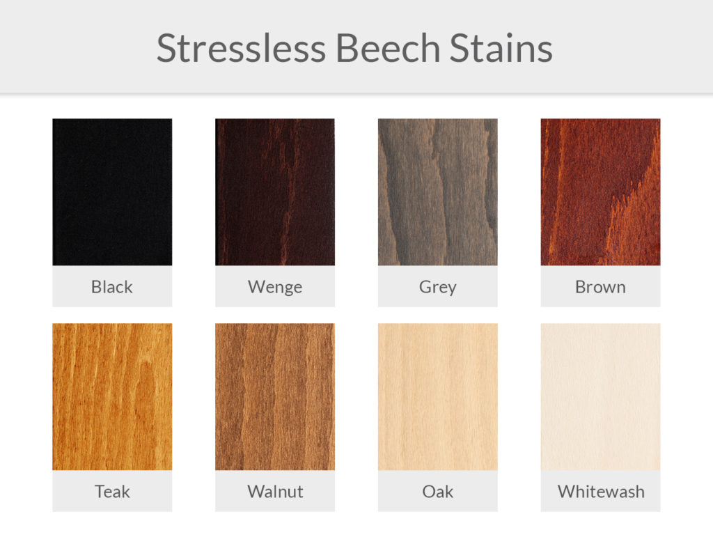 Stressless Beech Wood Stains