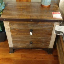 966 antique nightstand