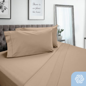 DreamCool 100% Pima Cotton Taupe