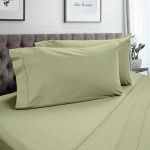 DreamCool 100% Pima Cotton Pillow Case Celadon