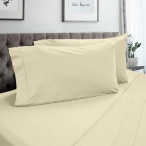 DreamCool 100% Pima Cotton Pillow Case Soft Linen