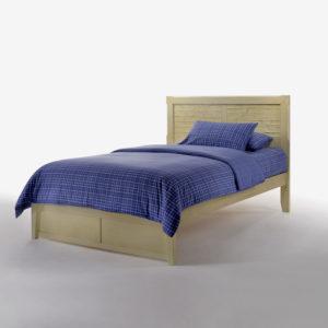 Night & Day Cape Cod Sand Dollar Bed Frame - Buttercream - Full