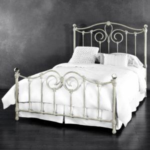 Wesley Allen Eldridge Bed Frame - Angle