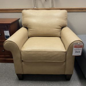 Flexsteel Westside leather chair 02