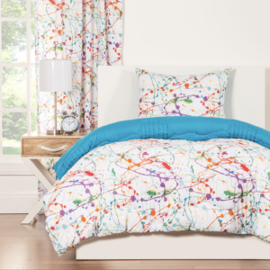 SIS Covers Crayola Splat Comforter Set 1