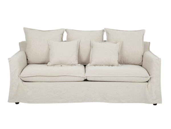 3-Seater Phoebe Sofa in Sand