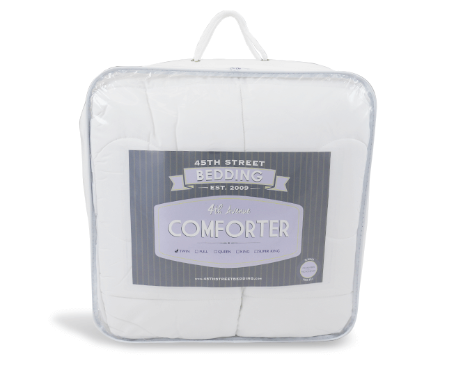 4th Avenue Microfiber Comforter Package