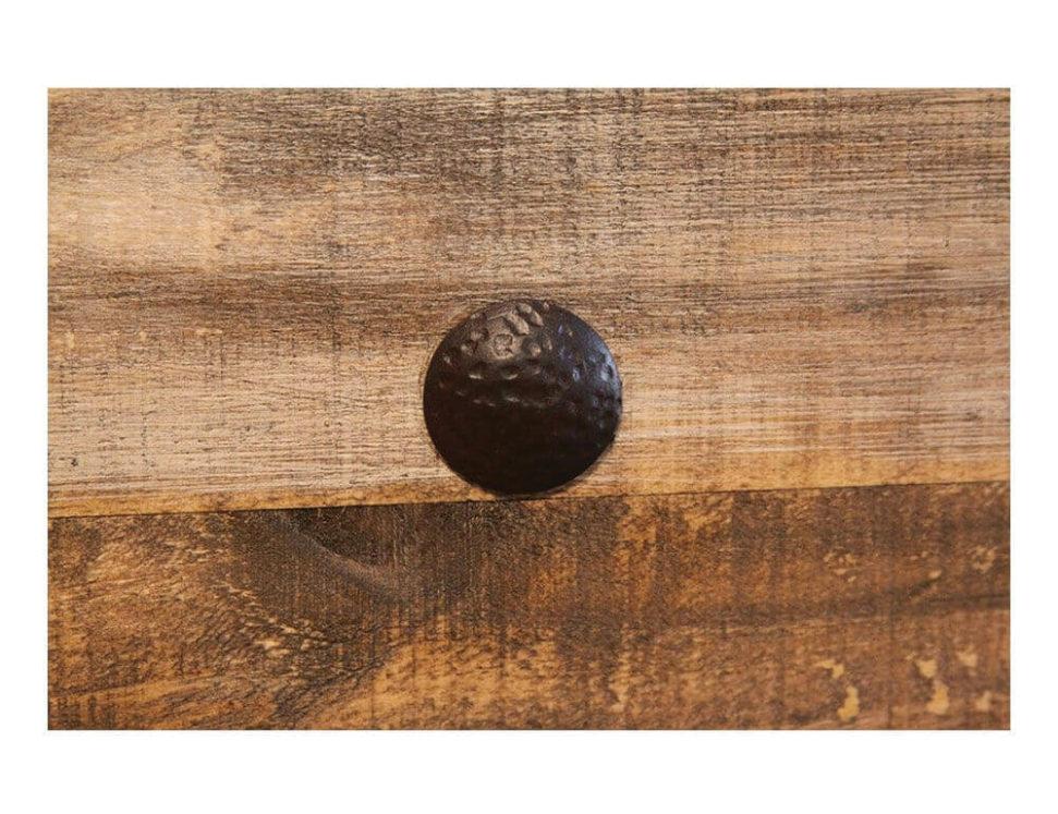 Antique Pine Chest Drawer Knob