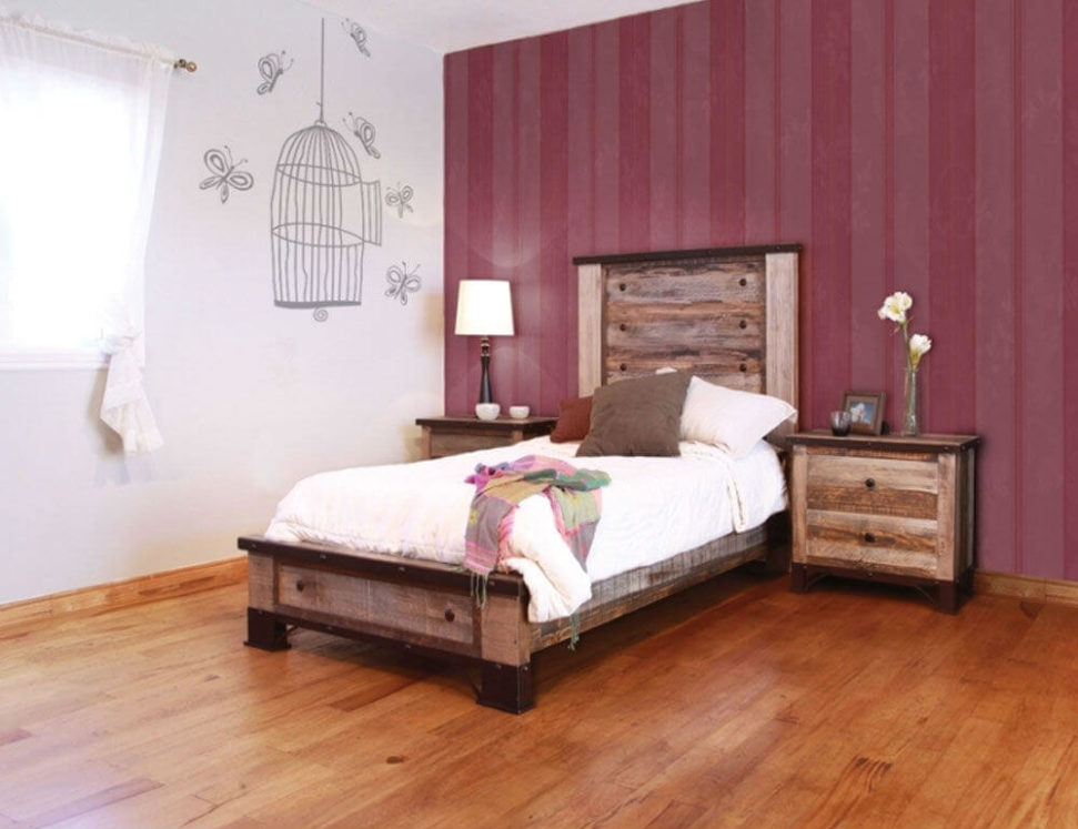 Antique Bedroom Set in Lifestyle