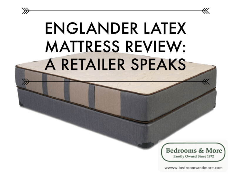 Brasilia Mattress by Englander sold at Bedrooms & More Seattle