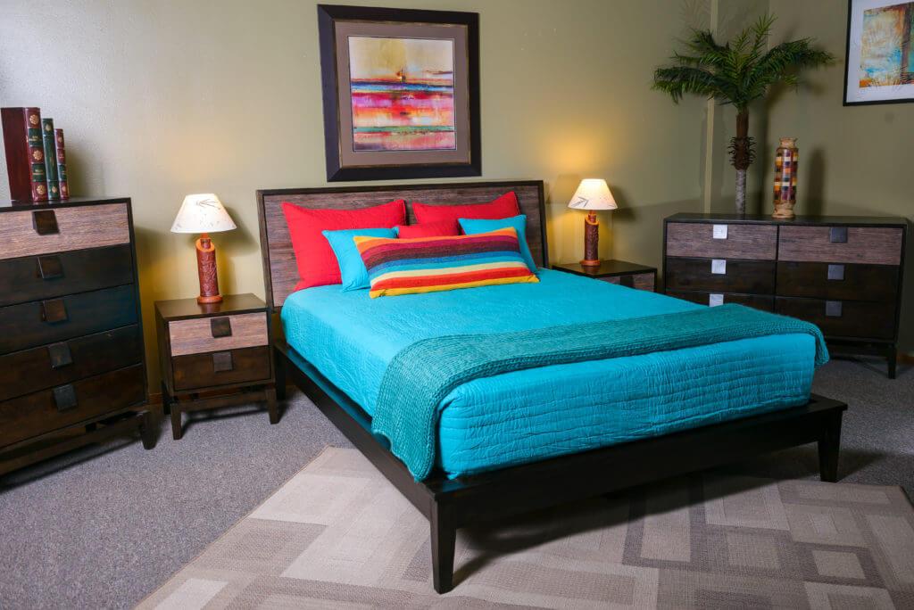 Quality Bedroom Havana Bed