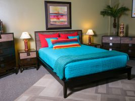 Quality Bedroom Havana Bed