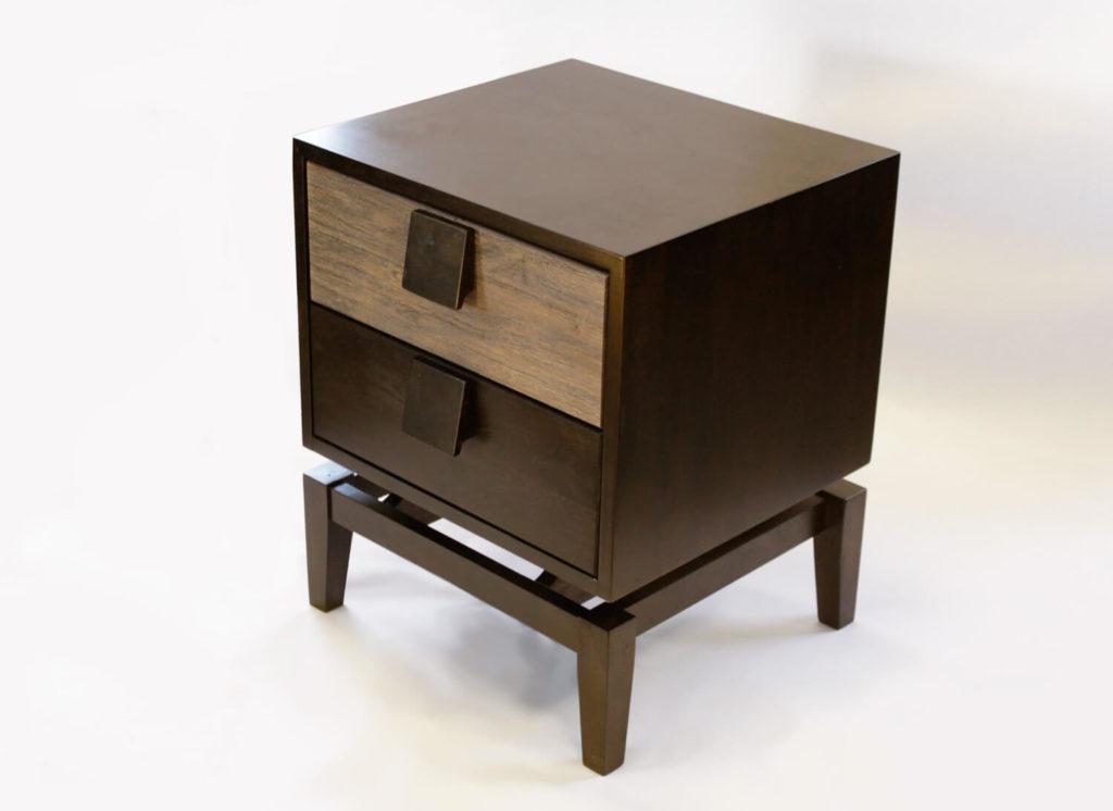 Quality Bedroom Havana 2 Drawer Nightstand