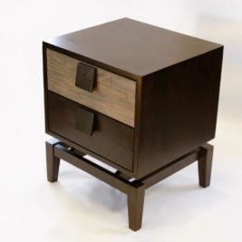 Quality Bedroom Havana 2 Drawer Nightstand