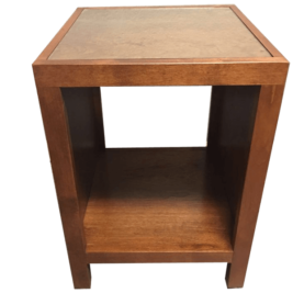 Bedrooms & More Urban Wood Nightstand