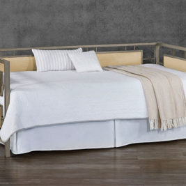 Bedrooms and More Wesley Allen Ayla Day Bed Frame