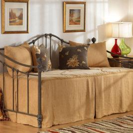 Bedrooms and More Wesley Allen Bennett Day Bed Frame