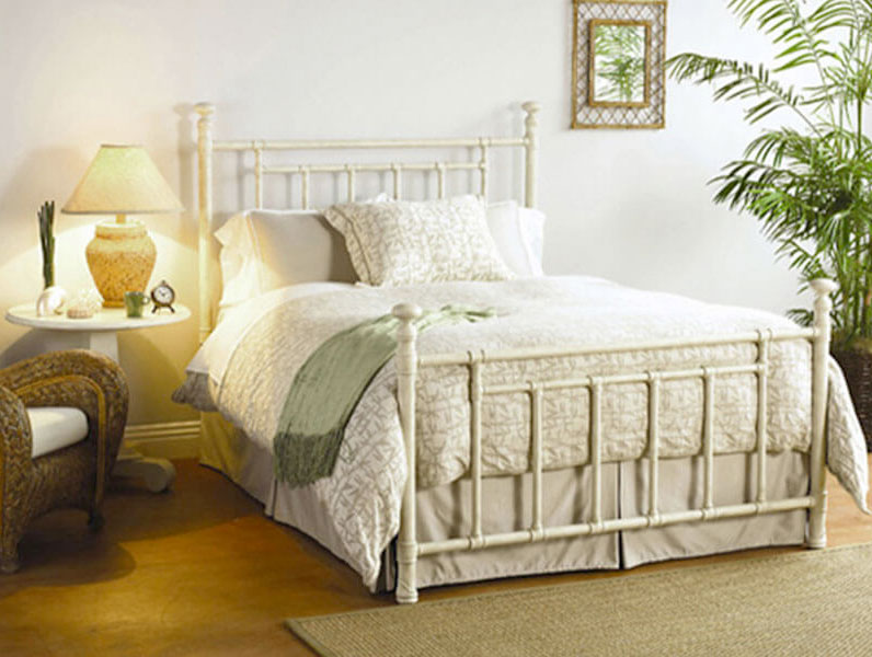 braden iron bed wesley. Bedrooms And More Wesley Allen Blake Braden Iron Bed W