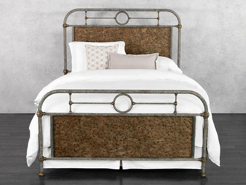 Bedrooms and More Wesley Allen Danville Bed